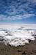 GROUNDED ICE ON SHORE, LAKE WINNIPEG AT SPRING BREAK, GRAND RAPIDS