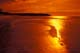 SUNSET ON LAKE WINNIPEG, GRAND BEACH PROVINCIAL PARK