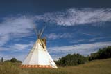 SEA AUT SCE  MB  IAW1907328DTEEPEE AND CLOUDS, ROSSENDALEROSSENDALE                      09..© IAN A. WARD                   ALL RIGHTS RESERVEDABORIGINAL;AUTUMN;CLOUDS;CULTURE;HOMES;MANITOBA;MB_;PLAINS;PRAIRIES;ROSSENDALE;SCENES;SKY;STRUCTURES;TEEPEESLONE PINE PHOTO              (306) 683-0889
