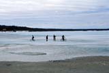 LOC COL. MIS  NT  KJM0213407DDENE KIDS RIDING BIKES ON THAWING LAKECOLVILLE LAKE                    05/..© KEVIN MORRIS                 ALL RIGHTS RESERVEDABORIGINAL;ACTIVITIES;ARCTIC;BICYCLING;BIKING;BREAKUP;CHILDREN;COLVILLE_LAKE;DANGER;DENE;FIRST;FIRST_NATIONS;ICE;LAKES;NATIONS;NORTHWEST;NORTHWEST_TERRITORIES;NT_;NWT;OUTDOORS;RECREATION;SAFETY;SPRING;TERRITORIESLONE PINE PHOTO              (306) 683-0889