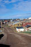 LOC FOR GOO  NT  KJM0006309D  VTVIEW OF TOWN AND MAIN STREETFORT GOOD HOPE                 06                   © KEVIN MORRIS                   ALL RIGHTS RESERVEDARCTIC;BUILDINGS;FORT_GOOD_HOPE;GRAVEL;HOMES;MAIN_STREETS;NORTHWEST;NORTHWEST_TERRITORIES;NT_;NWT;ROADS;SUMMER;TERRITORIES;TOWNS;TRAVEL;VTLLONE PINE PHOTO              (306) 683-0889