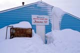 LOC HOL MIS  NT  KJM0103312DEMERGENCY EXIT OF ARCTIC CHAR INN IN WINTERHOLMAN                               03                   © KEVIN MORRIS                   ALL RIGHTS RESERVEDARCTIC;ARCTIC_CHAR_INN;BEAUFORT_SEA;CO_OP;DOORS;ELEMENTS;HOLMAN;HOTELS;NORTHWEST;NORTHWEST_TERRITORIES;NT_;NWT;SIGNS;SNOW;STRUCTURES;TERRITORIES;VICTORIA_ISLAND;WINTERLONE PINE PHOTO              (306) 683-0889