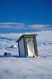 LOC HOL MIS  NT  KJM0103614D  VTOUTHOUSE ON WINTER BARRENSHOLMAN                               03                   © KEVIN MORRIS                   ALL RIGHTS RESERVEDABANDONED;ARCTIC;BARRENS;BEAUFORT_SEA;HOLMAN;NORTHWEST;NORTHWEST_TERRITORIES;NT_;NWT;OUTHOUSES;SNOW;STRUCTURES;TERRITORIES;VICTORIA_ISLAND;VTL;WINTERLONE PINE PHOTO              (306) 683-0889