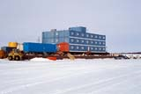 LOC INU MIS  NT  KJM0105302DBUNKHOUSE ON BARGE FROZEN IN ICEINUVIK                                   04                  © KEVIN MORRIS                   ALL RIGHTS RESERVEDARCTIC;AUTOS;BARGES;BUILDINGS;BUNKHOUSES;EQUIPMENT;ICE;INDUSTRY;INUVIK;MACKENZIE_RIVER;MACKENZIE_RIVER_DELTA;NORTHWEST;NORTHWEST_TERRITORIES;NT_;NWT;OIL_AND_GAS;RIVERS;SCENES;SNOW;SPRING;STRUCTURES;TERRITORIES;TRANSPORTATION;TRUCKSLONE PINE PHOTO              (306) 683-0889