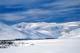 SNOWY MOUNTAINSIDE, DEMPSTER HIGHWAY