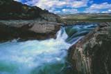SEA SUM SCE  NU  JLB0100827D            FALLS ON SILA RIVER   WAGER BAY                             07/. .© JOHN L. BYKERK                   ALL RIGHTS RESERVEDARCTIC;NU_;NUNAVUT;RIVERS;SHIELD;SILA_RIVER;SUMMER;WAGER_BAY;WATER;WATERFALLSLONE PINE PHOTO                  (306) 683-0889