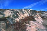SEA SUM SCE  NU  JLB0101203D            VEGETATION GROWING ON BEDROCK   WAGER BAY                             07/. .© JOHN L. BYKERK                   ALL RIGHTS RESERVEDARCTIC;BEDROCK;NU_;NUNAVUT;SHIELD;SUMMER;TUNDRA;WAGER_BAYLONE PINE PHOTO                  (306) 683-0889