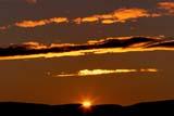 SEA SUM SCE  NU  JLB0101307DSUNSET OVER TUNDRA HILLSWAGER BAY                        07© JOHN L. BYKERK              ALL RIGHTS RESERVEDARCTIC;CLOUDS;NU_;NUNAVUT;SCENES;SKY;SUMMER;SUNSETS;TUNDRA;WAGER_BAYLONE PINE PHOTO              (306) 683-0889