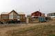 NEWER HOUSE AND OLDER HOUSES, CAMBRIDGE BAY