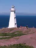 HIS NAT CAP  NL  WFS08A3130DX  VTCAPE SPEAR LIGHTHOUSE NATIONAL HISTORIC SITECAPE SPEAR                          07© WILLIAM F. SMITH            ALL RIGHTS RESERVEDATLANTIC;CAPE_SPEAR;CAPE_SPEAR_LIGHTHOUSE_NHS;EAST_COAST;HISTORIC;LIGHTHOUSES;MARITIMES;NEWFOUNDLAND;NL_;PEOPLE;STRUCTURES;SUMMER;VTLLONE PINE PHOTO              (306) 683-0889