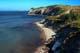 SHORELINE NEAR WHITE POINT, CAPE BRETON ISLAND