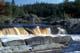 LISCOMB RIVER FALLS, LISCOMB MILLS