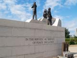 LOC OTT MIS  ON  DSR06D6411DXIN THE SERVICE OF PEACE MEMORIALOTTAWA                            08/..© DUANE S. RADFORD         ALL RIGHTS RESERVEDBILINGUAL;CENTRAL;IN_THE_SERVICE_OF_PEACE_MEMORIAL;MEMORIALS;ON_;ONTARIO;OTTAWA;STATUES;SUMMER;TOURISM;VETERANS;WARLONE PINE PHOTO              (306) 683-0889