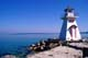 LIONS HEAD LIGHTHOUSE, LIONS HEAD, BRUCE PENINSULA