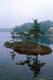 ISLAND REFLECTION, WHITEFISH LAKE, MANITOULIN ISLAND