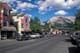 MAINSTREET IN SUMMER, CANMORE