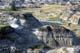 PEOPLE HIKING IN BADLANDS, HORSESHOE CANYON, DRUMHELLER