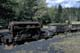 STEAM ENGINE AND COAL ORE TRAIN, BANKHEAD, BANFF NATIONAL PARK