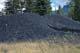 COAL SLACK HEAPS, BANFF NATIONAL PARK