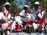 LOC EDM MIS  AB  DSR06B5825DXAFRICAN DANCERSEDMONTON HERITAGE FESTIVALEDMONTON                        ../..© DUANE S. RADFORD         ALL RIGHTS RESERVEDAB_;AFRICAN;ALBERTA;CO_ED;COSTUMES;CULTURE;DANCE;EDMONTON;EDMONTON_HERITAGE_FESTIVAL;FESTIVALS;PEOPLE;PLAINS;PRAIRIES;SUMMERLONE PINE PHOTO              (306) 683-0889