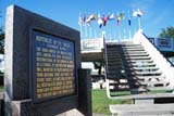 SEA AUT SCE  AB  DSR1001352D REPUBLIC OF ST. PAUL, STARGATE ALPHAST. PAUL                            06/..© DUANE S. RADFORD         ALL RIGHTS RESERVEDAB_;ALBERTA;PLAINS;PRAIRIES;SCIENCE;SIGNS;ST_PAUL;STARGATE_ALPHA;SUMMER;TOURISMLONE PINE PHOTO              (306) 683-0889