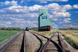 SEA AUT SCE  AB  CWN2207816DAGRICORE ELEVATOR AND TRAIN TRACKSBAWLF                                09/..© CLARENCE W. NORRIS       ALL RIGHTS RESERVEDAB_;AGRICORE;ALBERTA;AUTUMN;BAWLF;CLOUDS;ELEVATORS;FARMING;PLAINS;PRAIRIES;RAIL;RAILROADS;RURAL;SCENES;STRUCTURES;TRAINS;TRANSPORTATIONLONE PINE PHOTO              (306) 683-0889