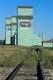 ROW OF AGRICORE ELEVATORS, SEDGEWICK