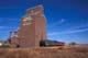 ALBERTA WHEAT POOL ELEVATOR, BIG VALLEY RAILWAY MUSEUM, BIG VALLEY