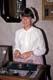 FEMALE CLERK IN CLOCK STORE, BARKERVILLE