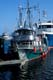 COMMERCIAL FISHING BOATS, DISCOVERY HARBOUR, CAMPBELL RIVER