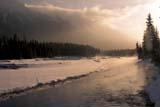 PAR NAT KOO  BC  JLB1900633D ICE FOG ON KOOTENAY RIVER AT SUNRISEKOOTENAY NAT PK.            01/..© JOHN L. BYKERK              ALL RIGHTS RESERVEDALPINE;BC_;BRITISH;BRITISH_COLUMBIA;COLUMBIA;CORDILLERA;FOG;ICE_FOG;KOOTENAY_NP;MOUNTAINS;NP_;RIVERS;SNOW;SUNRISES;WINTER LONE PINE PHOTO              (306) 683-0889