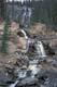 TANGLE FALLS AND CREEK, JASPER NATIONAL PARK