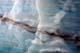 ICE DETAIL, ANGEL GLACIER, MT. EDITH CAVELL, JASPER NATIONAL PARK