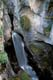 WATERFALL, MALIGNE CANYON, JASPER NATIONAL PARK