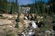 TANGLE FALLS IN AUTUMN, JASPER NATIONAL PARK