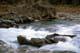 VERMILLION RIVER IN SUMMER, KOOTENAY NATIONAL PARK