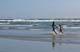 CHILDREN IN SURF, PACIFIC RIM NATIONAL PARK