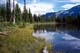 SUMMIT LAKE, WATERTON LAKES NATIONAL PARK