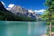 EMERALD LAKE IN SUMMER, YOHO NATIONAL PARK