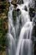 CASCADING WATERFALL, YOHO NATIONAL PARK