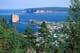 PERCE ROCK, BONAVENTURE ISLAND, GASPE, PERCE