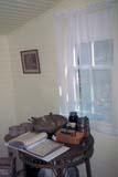 LOC REG MIS  SK     1908619D   VTINTERIOR VIEWDIEFENBAKER HOMESTEADREGINA                                07/..                   © CLARENCE W. NORRIS      ALL RIGHTS RESERVEDDIEFENBAKER_HOMESTEAD;FURNITURE;HISTORIC;HOMES;KITCHENS;MUSEUMS;PIONEERS;PLAINS;PRAIRIES;REGINA;SASKATCHEWAN;SK_;SUMMER;TOURISM;VTLLONE PINE PHOTO              (306) 683-0889