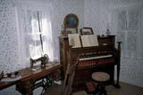 LOC REG MIS  SK     1908623DINTERIOR VIEW, ORGAN, DIEFENBAKER HOMESTEADREGINA                                07/..                   © CLARENCE W. NORRIS      ALL RIGHTS RESERVEDDIEFENBAKER_HOMESTEAD;HISTORIC;HOMES;LAMPS;MACHINES;MUSEUMS;MUSIC;ORGANS;PIONEERS;PLAINS;PRAIRIES;REGINA;SASKATCHEWAN;SEWING;SEWING_MACHINES;SK_;STRUCTURES;SUMMER;TOURISMLONE PINE PHOTO              (306) 683-0889