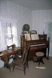 LOC REG MIS  SK     1908622D   VTINTERIOR VIEWDIEFENBAKER HOMESTEADREGINA                                07/..                   © CLARENCE W. NORRIS      ALL RIGHTS RESERVEDDIEFENBAKER_HOMESTEAD;HISTORIC;HOMES;MACHINES;MUSEUMS;MUSIC;ORGANS;PIONEERS;PLAINS;PRAIRIES;REGINA;SASKATCHEWAN;SEWING;SEWING_MACHINES;SK_;STRUCTURES;SUMMER;TOURISM;VTLLONE PINE PHOTO              (306) 683-0889