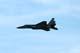 F-15 HORNET AIRCRAFT IN AIR, SASKATOON