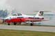 SNOWBIRDS AIRCRAFT ON RUNWAY, CANADA REMEMBERS AIRSHOW, SASKATOON