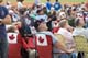 SPECTATORS, CANADA REMEMBERS AIRSHOW, SASKATOON