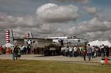 LOC SAS AIR  SK  WDS05B4176DX      PACIFIC PROWLER, NORTH AMERICAN B-25J BOMBERCANADA REMEMBERS AIRSHOWSASKATOON                     08..© WAYNE SHIELS               ALL RIGHTS RESERVEDAIRPLANES;AIRSHOWS;B_25J_BOMBER;BOMBERS;CANADA_REMEMBERS_AIRSHOW;CROWDS;PEOPLE;PLAINS;PRAIRIES;SASKATCHEWAN;SASKATOON;SK_;TOURISM;TRANSPORTATION LONE PINE PHOTO              (306) 683-0889