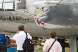 LOC SAS AIR  SK  WDS05B4232DX        PACIFIC PROWLER, NORTH AMERICAN B-25J BOMBERCANADA REMEMBERS AIRSHOWSASKATOON                     08..© WAYNE SHIELS               ALL RIGHTS RESERVEDAIRPLANES;AIRSHOWS;ART;B_25J_BOMBER;BOMBERS;CANADA_REMEMBERS_AIRSHOW;EVENTS;PAINTING;PEOPLE;PIN_UPS;PLAINS;PRAIRIES;SASKATCHEWAN;SASKATOON;SK_;TOURISM;TRANSPORTATION LONE PINE PHOTO              (306) 683-0889