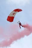 LOC SAS AIR  SK  WDS05B4316DX  VT      SKY HAWKS JUMPING TEAMCANADA REMEMBERS AIRSHOWSASKATOON                     08..© WAYNE SHIELS               ALL RIGHTS RESERVEDAIRSHOWS;CANADA_REMEMBERS_AIRSHOW;EVENTS;PARACHUTING;PEOPLE;PLAINS;PRAIRIES;SASKATCHEWAN;SASKATOON;SK_;SKY;SKYDIVING;SKY_HAWKS;SMOKE;TOURISM;VTLLONE PINE PHOTO              (306) 683-0889